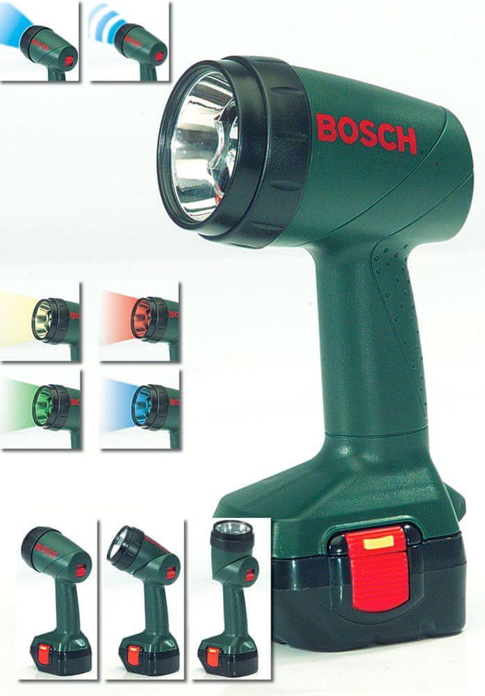 Klein Barevná svítilna Bosch