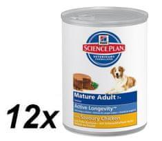 Hill's Canine Senior - 12 x 370 g