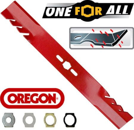 Oregon uniwersalny nóż rozdrabniający 50,2 cm