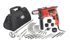 Black+Decker udarna bušilica CD714CREW2