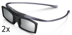 Samsung aktywne okulary 3D SSG-P51002 (2 pary)