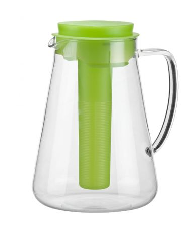 Tescoma vrč Teo za izpiranje in hlajenje, 2,5 l, zelen