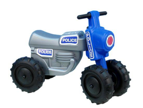 Teddies CROSS Policija buggy