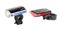 MacTronic Zestaw lampek Bike Pro Galaxy BPM-ZL1-3L