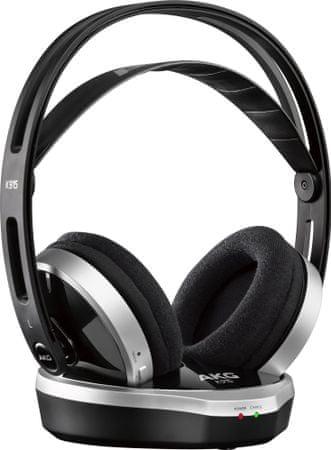 AKG K915 Vezetéknélküli fejhallgató