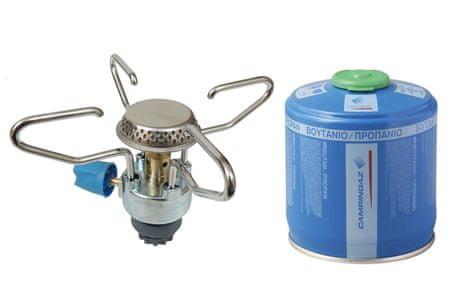 Campingaz Bleuet Micro Plus + kartuše CV 300 plus