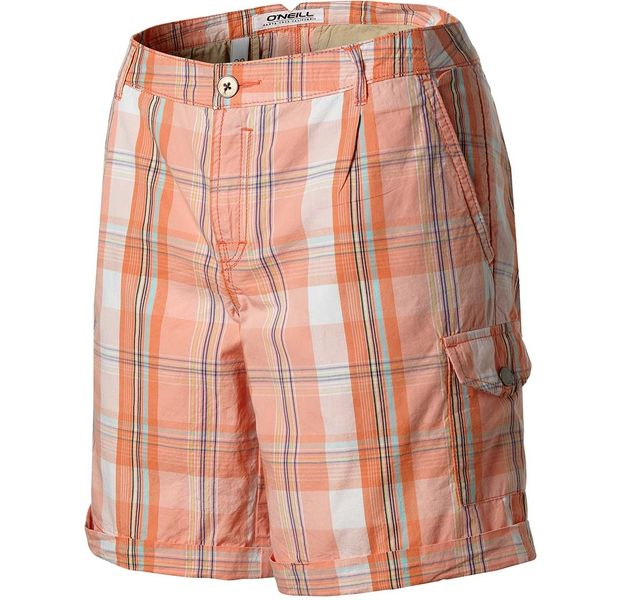 O'Neill LW Day Off Walkshorts Red Aop 27