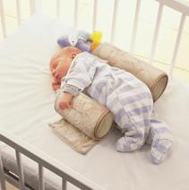 Tigex Polštář pro miminko proti převalování