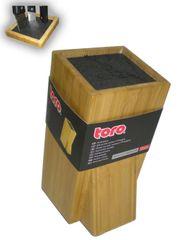 TORO Blok na noże 23, 8 X 11, 1 X 15 cm