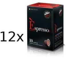 Vergnano Cremoso kávékapszula, 120 db