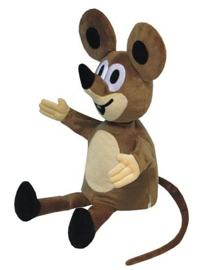 MÚ BRNO Myška maňuška, 40 cm