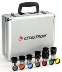 """Celestron Eyepiece-výměné okuláry ke hvězdář.dalekohledům SET 1,25"""" (94303)"""