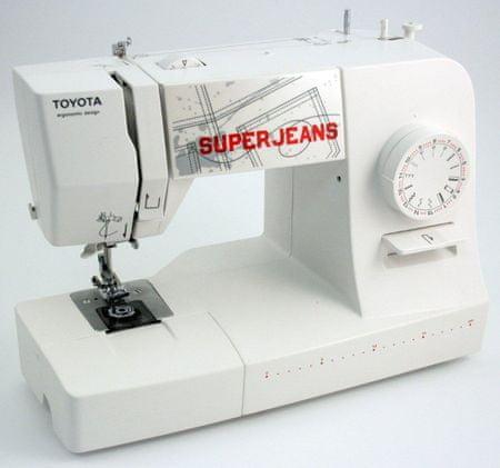 Toyota Super Jeans J15 white