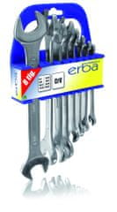 Erba zestaw kluczy płaskich ER-06101