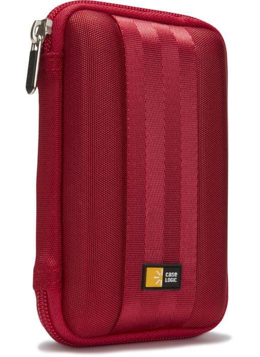 """Case Logic QHDC101R pouzdro na přenosný disk 2.5"""", červené"""