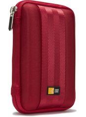Case Logic QHDC101R puzdro na prenosný disk, červený