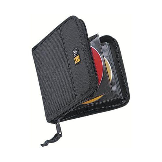 Case Logic CDW32 púzdro na 32 CD diskov