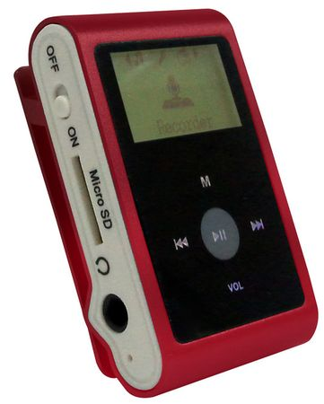 MPMAN MP 30 WOM (Red)