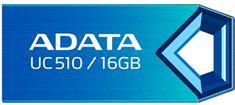 Adata UC510 16GB modrý (AUC510-16G-RBL)