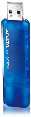 Adata UV110 16GB modrý (AUV110-16G-RBL)