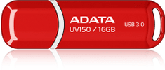 Adata UV150 16GB červený (AUV150-16G-RRD)