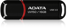 A-Data UV150, 16GB, čierny