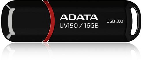 Adata UV150 16GB černý (AUV150-16G-RBK)