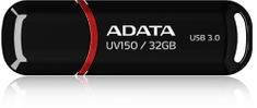 A-Data UV150 Pendrive, 32 GB, Fekete