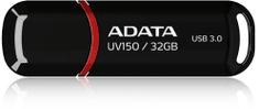 A-Data UV150 Pendrive, Fekete, 32 GB