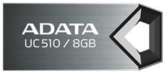 Adata UC510 8GB titanový (AUC510-8G-RTI)