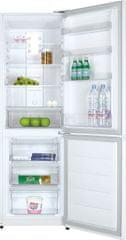 DAEWOO RN 331NQW Kombinált hűtőszekrény, 305 L, A++