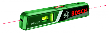 Bosch PLL 1 P - rozbaleno