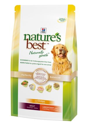Hill's sucha karma dla psa Nature's Best Adult Large/Giant - 12kg