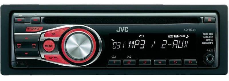 JVC KD-R331