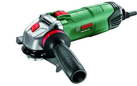 Bosch kotni brusilnik PWS 850-125 (06033A2720)
