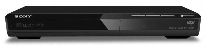 Sony DVP-SR170B - II. jakost