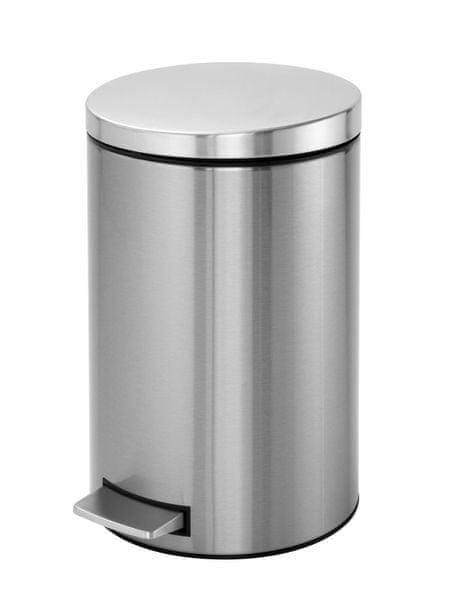 Brabantia Odpadkový koš Motion Control 12l matná ocel