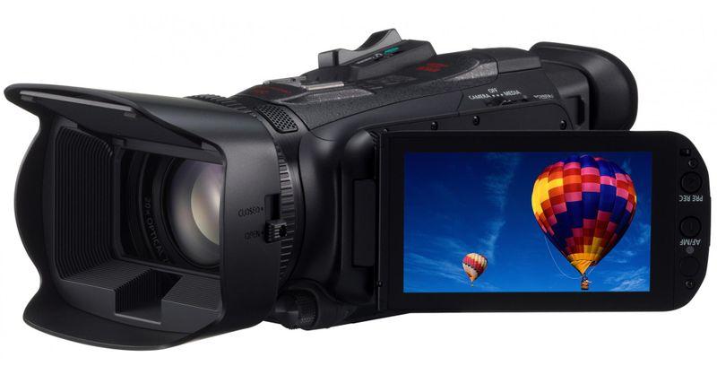 Canon LEGRIA HF G30 Black