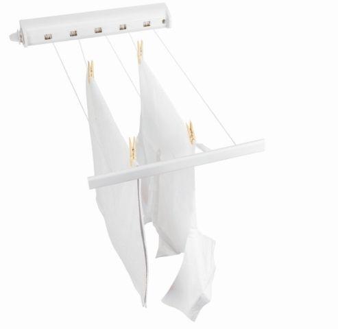 Brabantia Sušák na prádlo Pull Out bílý 22m