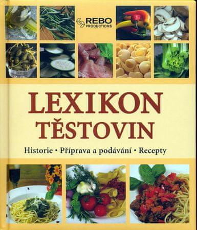 Lexikon - Těstoviny
