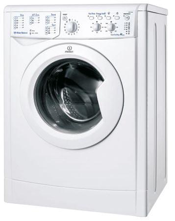 Indesit IWSC 51051 C ECO (EU) Elöltöltős mosógép