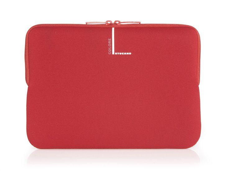 "Tucano pouzdro na notebook 13-14"", cervena"
