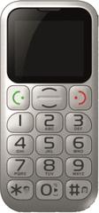myPhone Halo 9, stříbrný - II. jakost