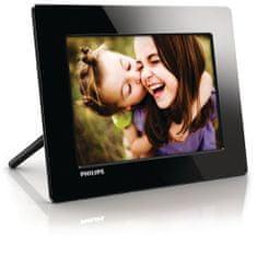 Philips digitalni foto zaslon SPF1208 - Odprta embalaža