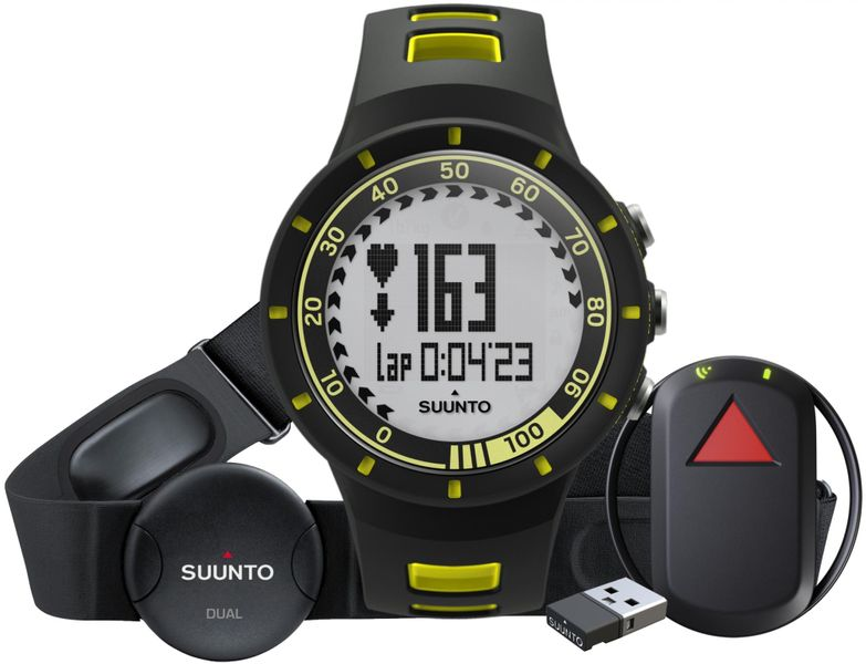Suunto Quest Gps Pack Yellow