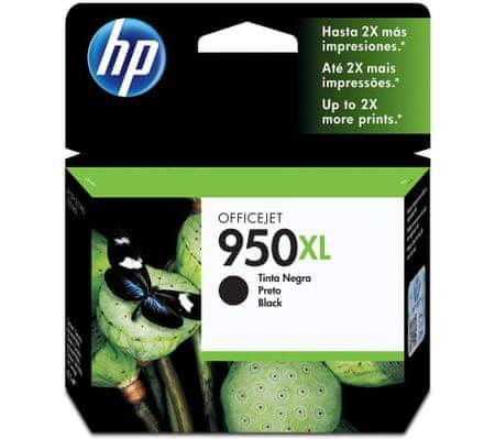 HP kartuša 950 XL, črna (CN045AE)