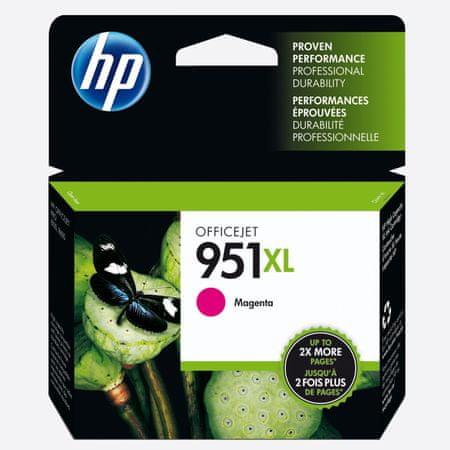 HP kartuša Officejet 951 XL, magenta