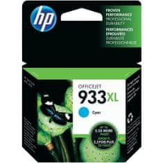 HP náplň č.933XL, azurová (CN054AE)