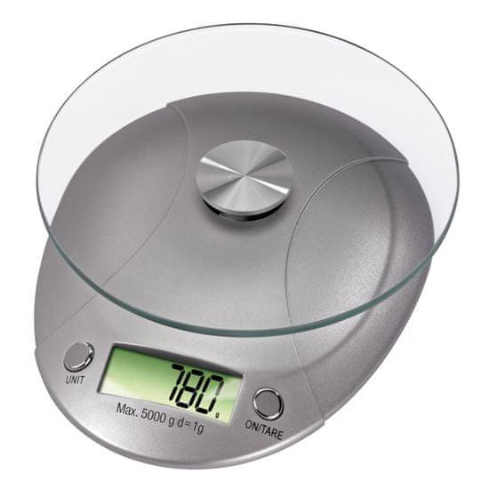 Hama Digitální kuchyňská váha XAVAX Mlila, 5 kg (106993)