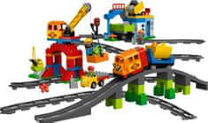 LEGO® DUPLO Luksuzni komplet vlakova